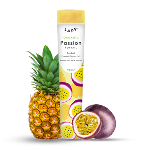 Passion Sans Alcool Bio   Fruit de la Passion, Ananas